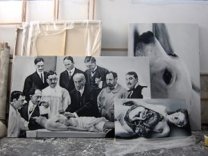 Execute Magazine. Santiago Ydanez
