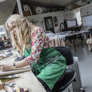 Mamma Andersson: Color Is a Big Part In My Work