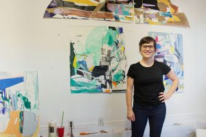 Kristy Hughes: Chaos and Control