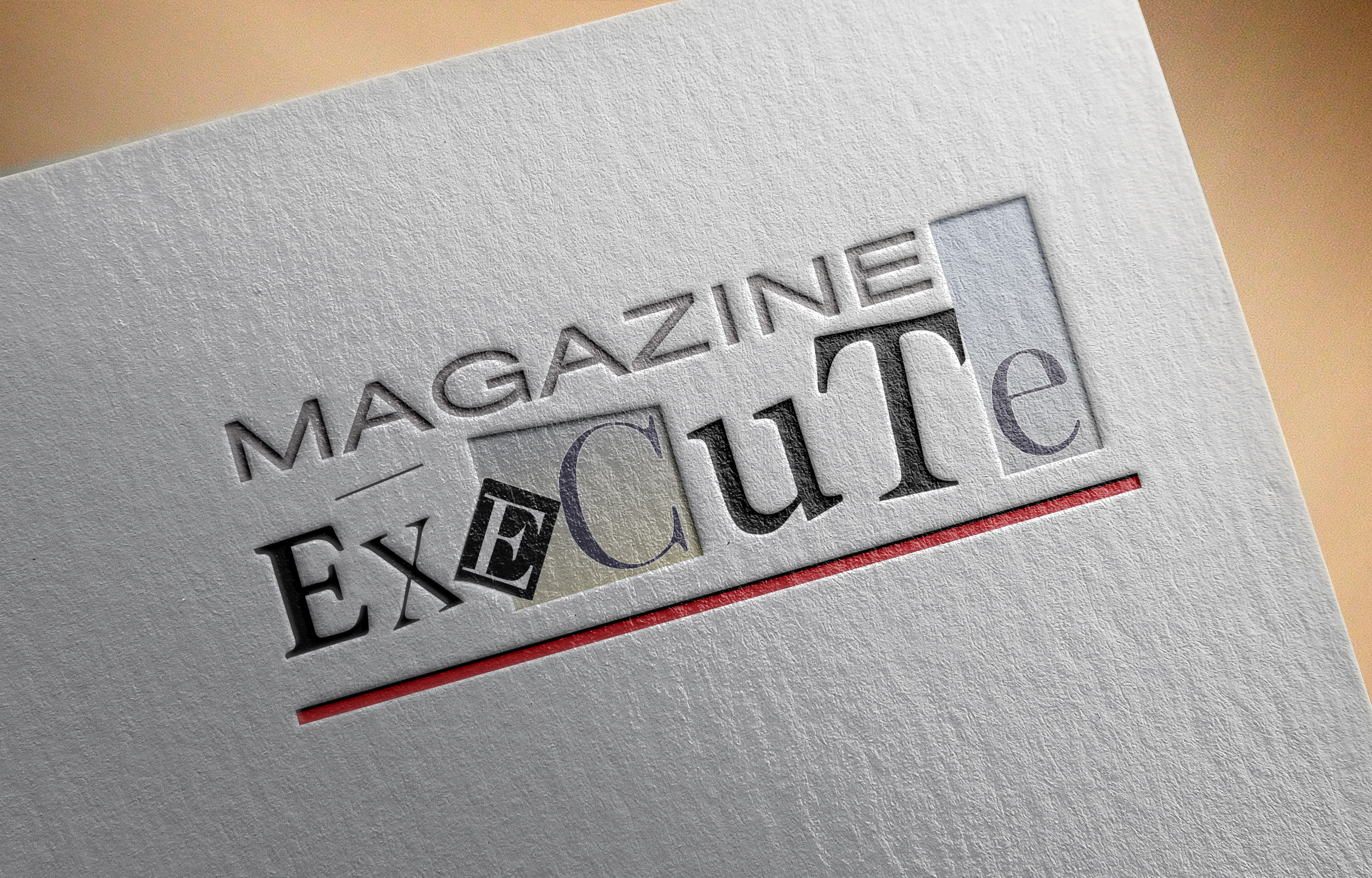 our team, Execute Magazine