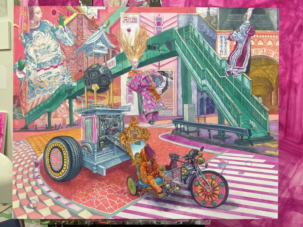 Kano Hiroaki, Execute Magazine 1
