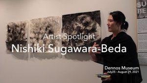 Artist Spotlight Nishiki Sugawara-Beda