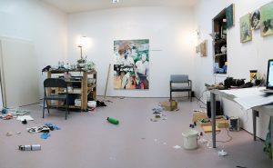 Virtual Artist Studio Visit
